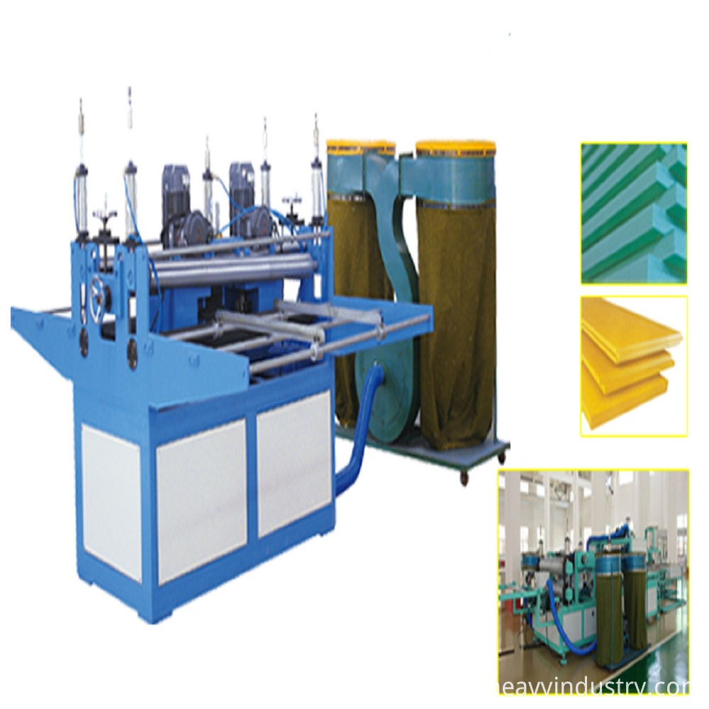 decoration PS foamed frame moulding making machine