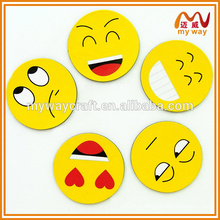 personalized emotion icon fridge magnet for office and school
