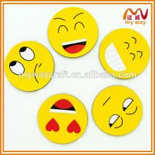 Персонализированный символ эмоции холодильник магнит для офиса и школы