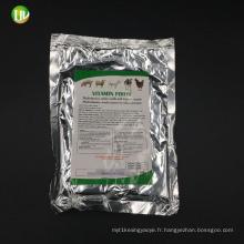 Poudre soluble de lactate de ciprofloxacine 10% pour l'animal