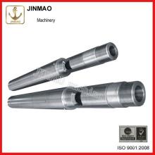 Tornillo simple y cilindro de alta calidad para máquinas de moldeo por inyección