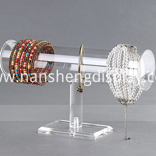 Acrylic Jewelry T Bar