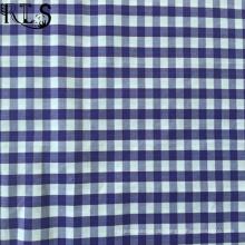 100 % Baumwolle Popelin gewebt Garn gefärbtes Gewebe für Hemden/Kleid Rls50-2po