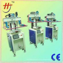 Prensa de impressão elétrica de tela precisa para caixa de telefone (HS-260PME)
