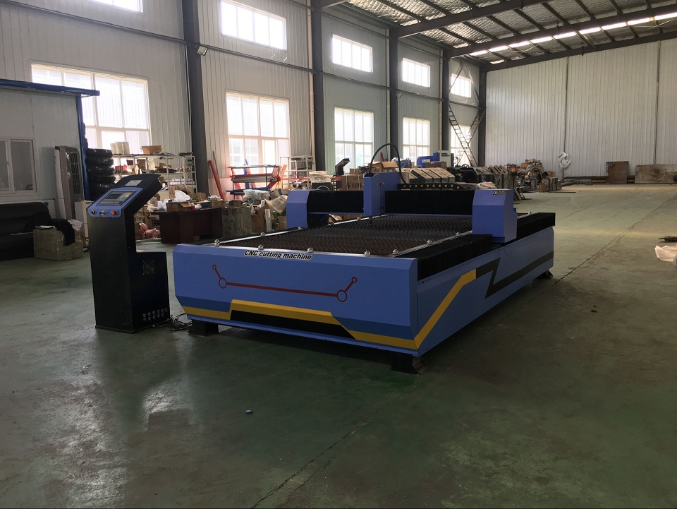 table plasma cutting machine