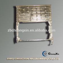 Qualifizierte legierte Aluminium-Druckguss industrielle Kühlkörper