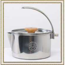 Stainless Steel Water Kettle with Adjustable Handle (CL2C-DK1409)