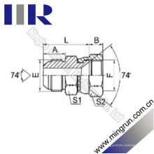 Jic Male / Female 74 Sitz Hydraulikschlauch Adapter (2J)