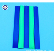 Double Wire Plastic Tie for Bag Closing