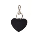 Cheap Wholesale Metal Ring Pu Leather Car Keychains