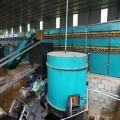 Machine de séchage de placage de biomasse environnementale
