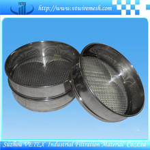 High-Quality Stainless Steel Testing Sieve