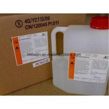 Méthyl Ethyl Cétone MEK de qualité industrielle à 99,9%