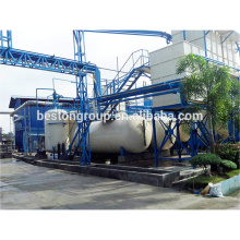 Waste Oil burner for sale,automatically professional waste motor oil recycling machine