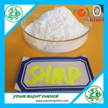 Гексаметафосфат натрия (SHMP) широко используется в водоочистке