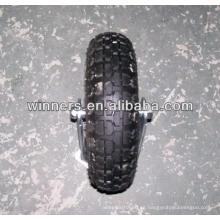 """rueda de ricino neumática 10 """""""