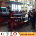 Nenhuma máquina de dobramento principal do molde / máquina de dobramento irregulares irregulares da embarcação de pressão que forma a máquina