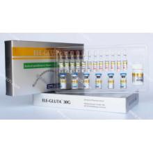 Inyección Gluta de Alta Calidad 30g Blanqueamiento de la Piel / Cuidado / Arrugas Plus Collagen