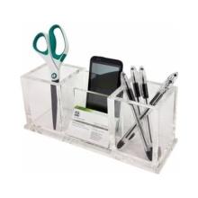 High Quality Clear Acrylic Desktop Organizer