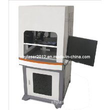 Green Light End Pump Laser Marking Machine