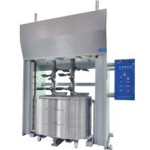 Machine de boulangerie de biscuit de mélangeur vertical