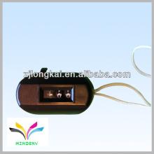 Gift muslin tally 3 digit manual mechanical hand counter