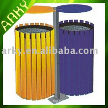 Good quality Outdoor Wooden Garbage Bins