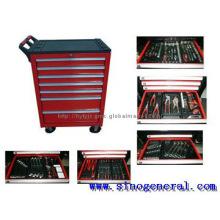 197pcs hand tools & car tool kit adjustable torque impact wrench