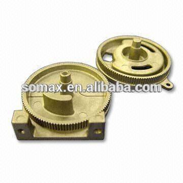 Por encargo de piezas de fundición de troquel de aluminio, fundición, servicio del OEM