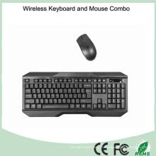 Combinaison de clavier et de souris sans fil imperméable à la vapeur la moins chère