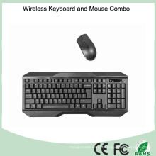 Combinação de teclado e mouse sem fio impermeável mais barato