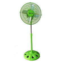 12 Inches Fan-Small Fan-Stand Fan-Plastic Fan-4 Blades