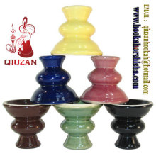 High Quality Small Hookah Ceramic Head Hookah Clay Bowl