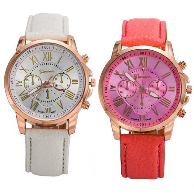 HOT SALE LEATER WATCH