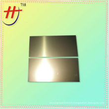 Custom printed plate of hot stamping photopolymer with steel pase for sale
