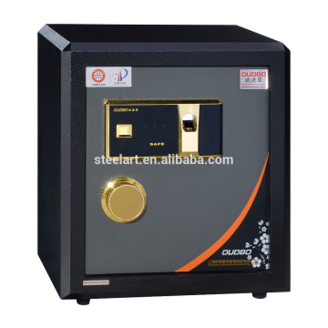 Metal Safe Deposit Box