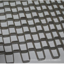 304 316 SS wire mesh conveyor for food industry