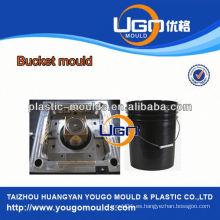 Moldes de cubo de pintura de TUV assesment fábrica / nuevo diseño de moldeo de cubo de inyección de hogar