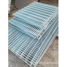 Smooth Surface Hot Dipped Galvanized Steel Grating