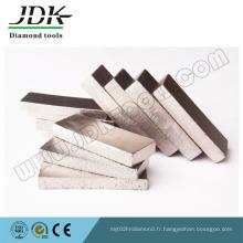 Jdk-Kl004 Segment de diamant pour la coupe de grès