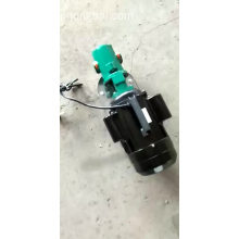 WCB electric diesel fuel oil transfer gear pumps