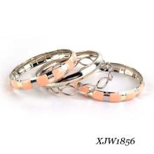Moda esmalte beleza bracelete set (xjw1856)