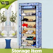 Le plus populaire Portable Pliant Tissu Tissu Rangement Organisateur De Rangement Cabinet