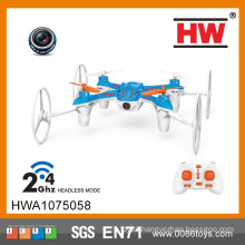 New Product 2.4G 4 Channel Rc Quadcopter With Gyro