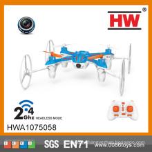 Новый продукт 2.4G 4-канальный Rc Quadcopter с гироскопом