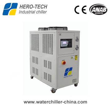 공기 냉각 식 냉난방 장치
