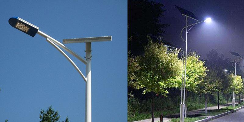 Aluminum substrate Street Lamp