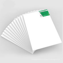 Factory Wholesale Price 1220x2440 Different Density Cut To Size White PVC Expansion Sheet