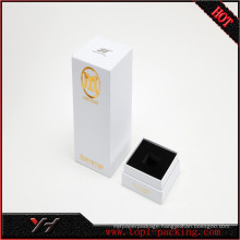 Extra Link cardboard gift box/perfume box with EVA insert