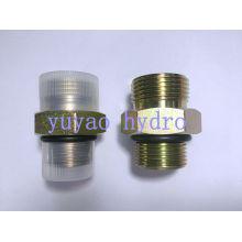 Raccords en tube hydraulique de type à morsure DIN